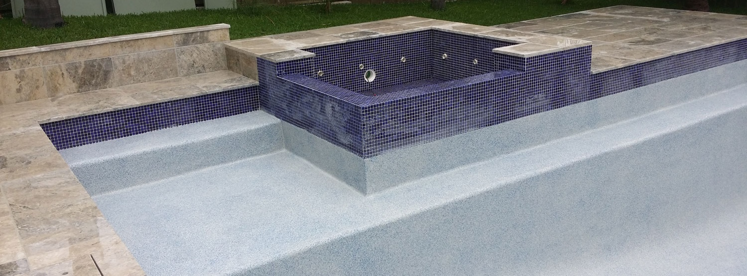 United Pools & Renovations Beadcrete Supplies