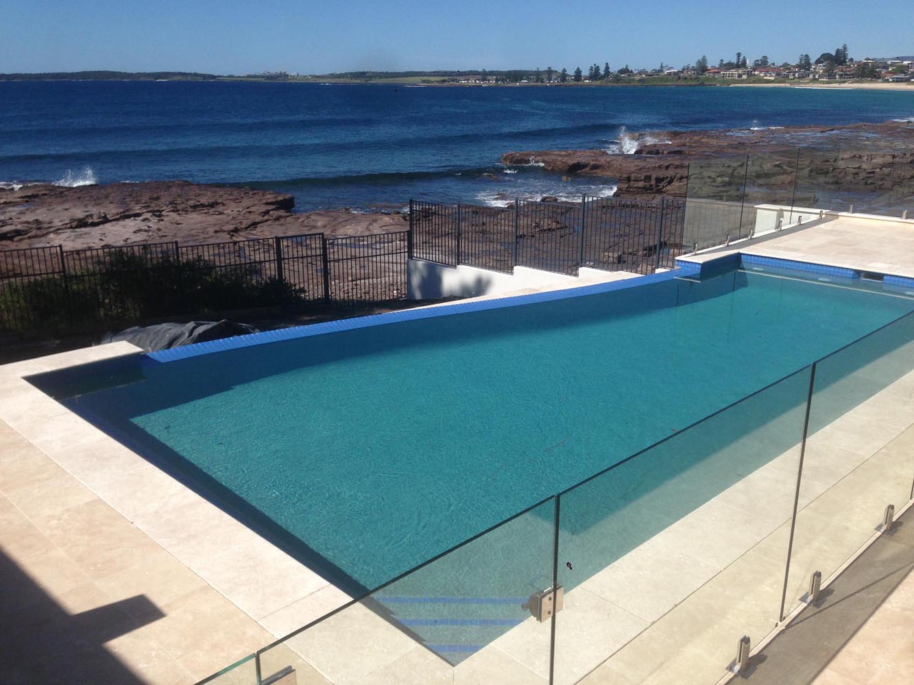 Beadcrete Swimming Pools Sydney - United Pools & Renovations