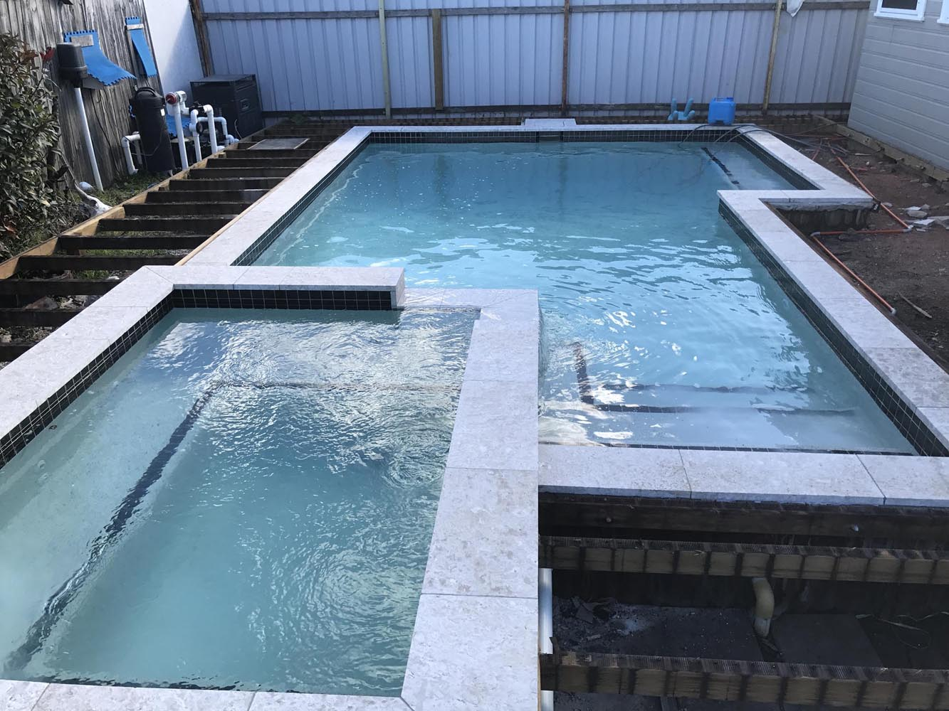 What Chemicals Are Needed For Pebblecrete Pools | United Pool Renovations Blog